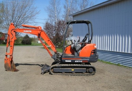 Pay for Kubota KX61-3 KX71-3 Excavator Service Repair Factory Manual INSTANT DOWNLOAD
