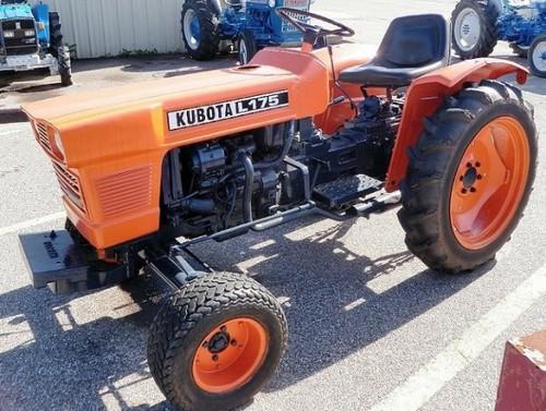 Free Kubota L175 L210 L225 L225DT L260 Tractor Service Repair Factory Manual INSTANT DOWNLOAD  Download thumbnail