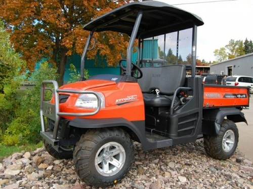 Kubota Rtv900 Utility Vehicle Utv Service Repair Factory