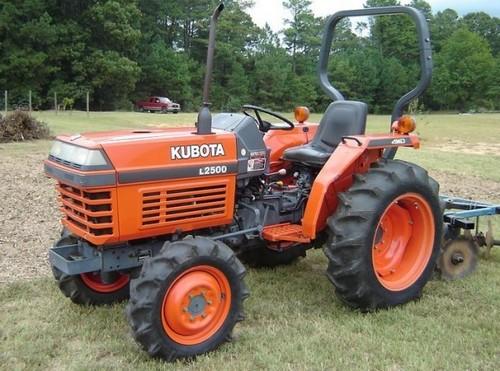 Free Kubota L2500dt Tractor Illustrated Master Parts Manual Instant Download Download  U2013 Best