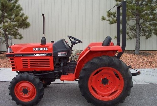 225074147_KubotaL2600DTTractor kubota l2600dt tractor illustrated master parts manual instant down