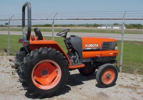 Pay for Kubota L3300DT-GST Tractor Illustrated Master Parts Manual INSTANT DOWNLOAD