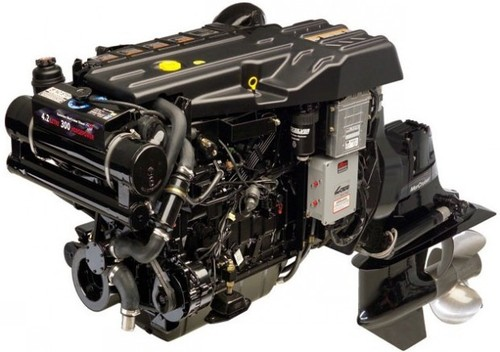 Mercury Mercruiser Marine Engines Gm V6 262 Cid  4 3l