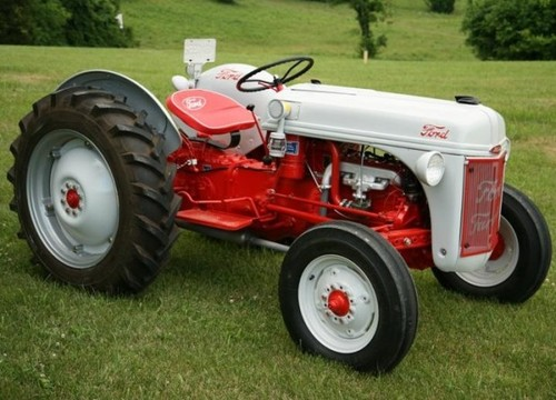ford  tractor operator manual instant