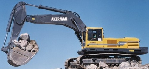 Pay for Volvo EC130C AKERMAN Excavator Service Parts Catalogue Manual INSTANT DOWNLOAD  SN:201-220