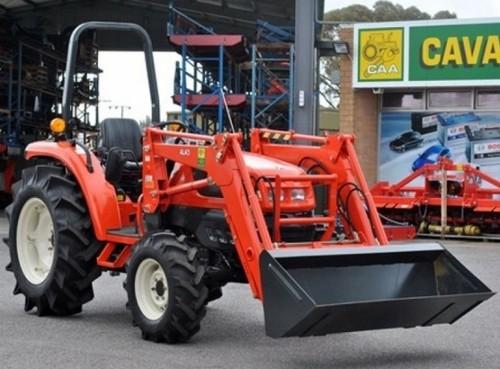 Kioti Tractors Parts Catalog : Kioti daedong ex tractor service repair
