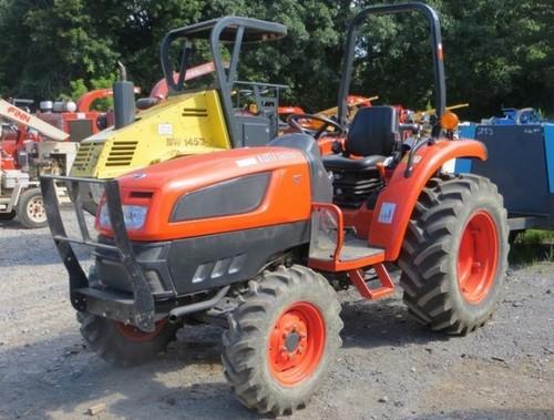 Kioti Tractor Accessories : Kioti daedong dk c tractor service parts