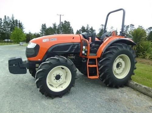 Kioti Tractor Accessories : Kioti daedong dk c tractor service
