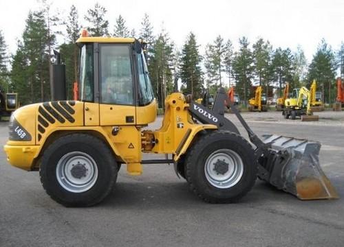 volvo l20f compact wheel loader service repair manual instant download