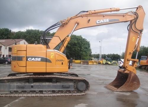 Pay for CASE CX225SR Crawler Excavator Service Repair Manual INSTANT DOWNLOAD
