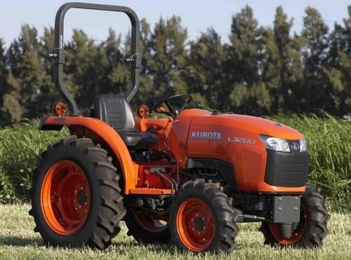 Kubota Tractor Hydraulics Troubleshooting : Kubota l tractor service repair workshop manual