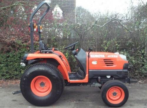 Kubota Tractor Repairs : Kubota stv tractor service repair workshop