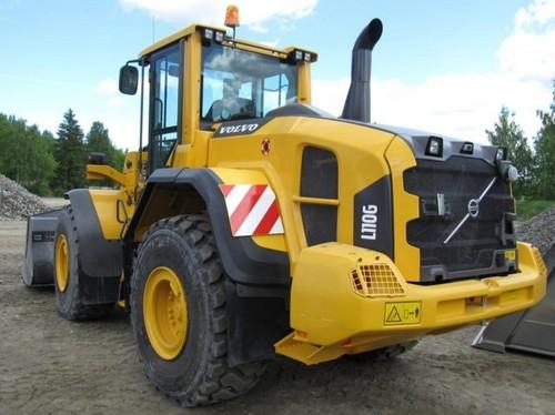 volvo l35b compact wheel loader service repair manual instant download