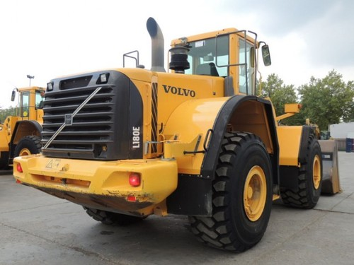 volvo l180e wheel loader service repair manual instant download rh tradebit com Volvo L90 Volvo L70E