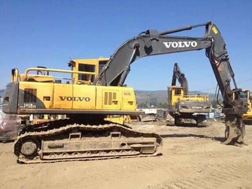 Pay for Volvo EC240B FX EC240BFX Excavator Service Repair Manual INSTANT DOWNLOAD