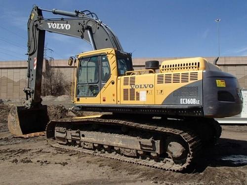 Volvo EC360B LC EC360BLC Excavator Service Repair Manual INSTANT DO...
