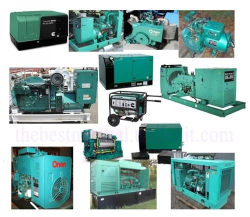 Onan Control Board Operation Onan Control Board Operation: Cummins Onan DGGD DGHD DGHE Generator Set With Power