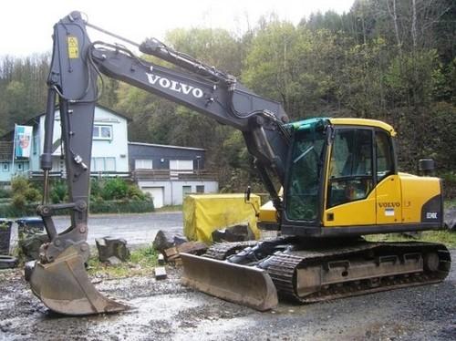 Pay for Volvo EC140C L (EC140CL) Excavator Service Repair Manual INSTANT DOWNLOAD