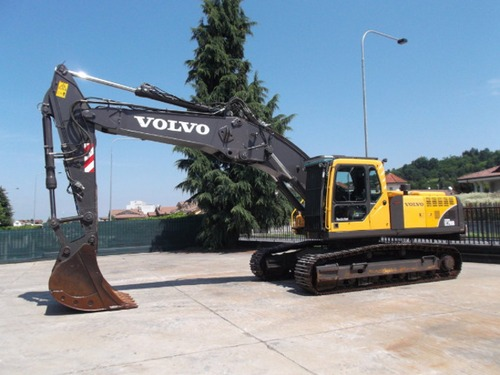 volvo ec290 nlc ec290nlc excavator service repair manual instant rh tradebit com Volvo EC 290 Excavator Spec Volvo EC210CL Excavator Buckets