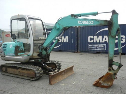 Kobelco SK035-2 Mini Excavator Parts Manual INSTANT DOWNLOAD (SN: PX02101  to 02944)