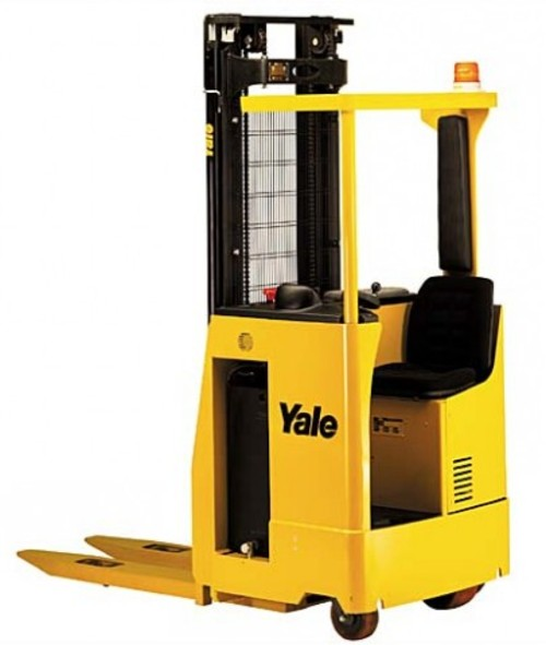 Yale (B855) MS12-15S Forklift Parts Manual