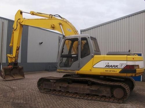 Kobelco SK210 MARKIV, SK210LC MARKIV Hydraulic Excavator Parts Manual  INSTANT DOWNLOAD