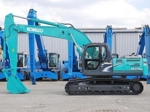 Kobelco SK210-6E, SK210LC-6E, SK210NLC-6E Hydraulic Excavator Parts Manual  INSTANT DOWNLOAD