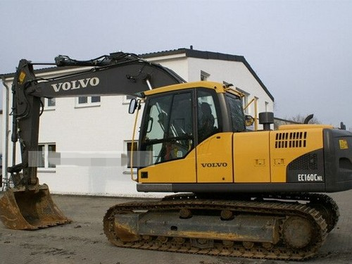 Free Volvo EC160C NL EC160CNL Excavator Service Repair Manual INSTANT DOWNLOAD  Download thumbnail
