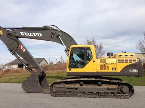 volvo ec330b lc ec330blc excavator service repair manual instant do rh tradebit com Volvo Trackhoes at Work IL Volvo EC330BLC Specs 2004