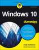 Thumbnail Windows 10 For Dummies 2nd Edition 2016