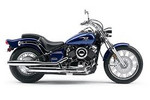 Thumbnail 2006-2009 Yamaha V STAR 1100 CUSTOM  MIDNIGHT SERVICE MANUAL