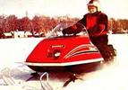 MASSEY FERGUSON SNOWMOBILES  73-75 Parts Manual