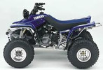 Thumbnail 2001 YAMAHA YFM350XP WARRIOR  SERVICE MANUAL