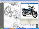 Thumbnail Gt750 suzuki motorcycle service  repair  manual  1972 - 1977
