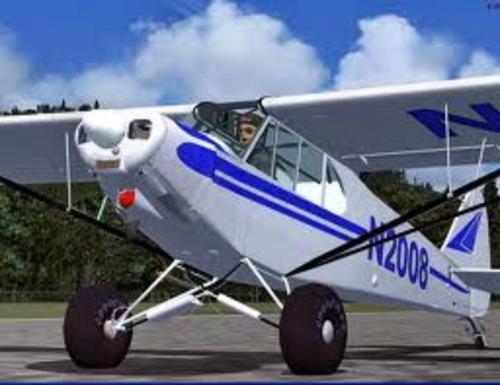 Pay for Piper PA18 Super Cub Pilot Operating Handbook