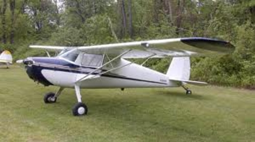 Cessna 120-140 Master Manual