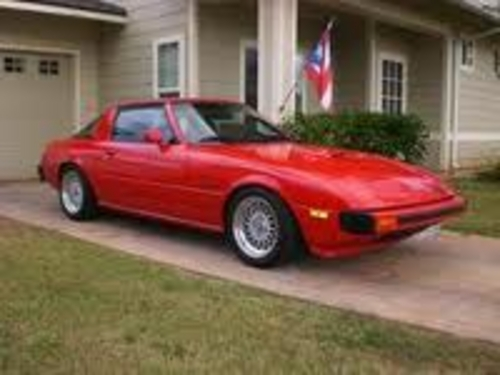 Pay for Mazda RX 7 Service Manual 1980-1989