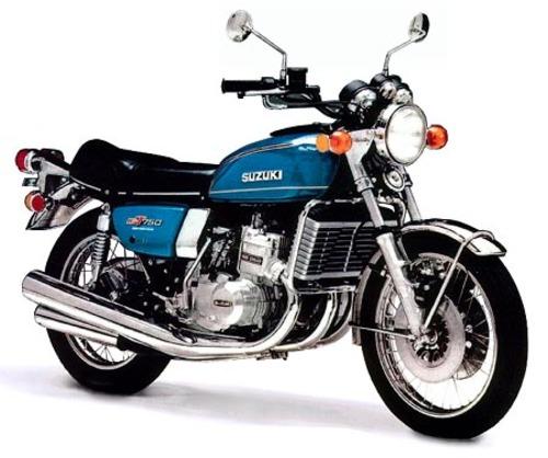Suzuki Gt750 Motorcycle Parts Manual Catalog Download Manuals Am