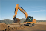Thumbnail CASE CX210C TIER 4 CRAWLER EXCAVATOR Operator Manual Instant Download