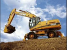 Thumbnail CASE WX210 WX240 Wheel Excavator Service Repair Manual Instant Download
