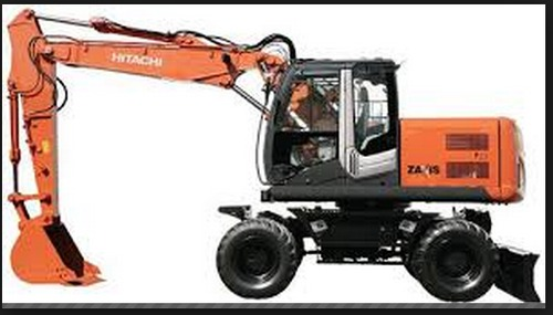 Free Hitachi Zaxis 210W-3 220W-3 Wheeled Excavator Service Repair Manual Instant Download Download thumbnail