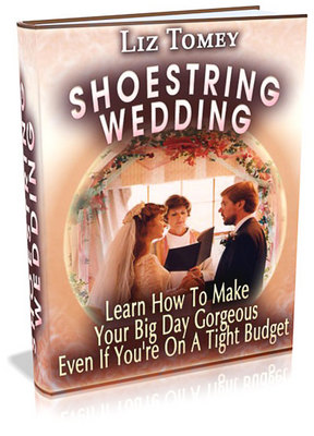 Pay for A GUIDE ON HOW TO HAVE A WEDDING ON A SHOESTRING BUDGET