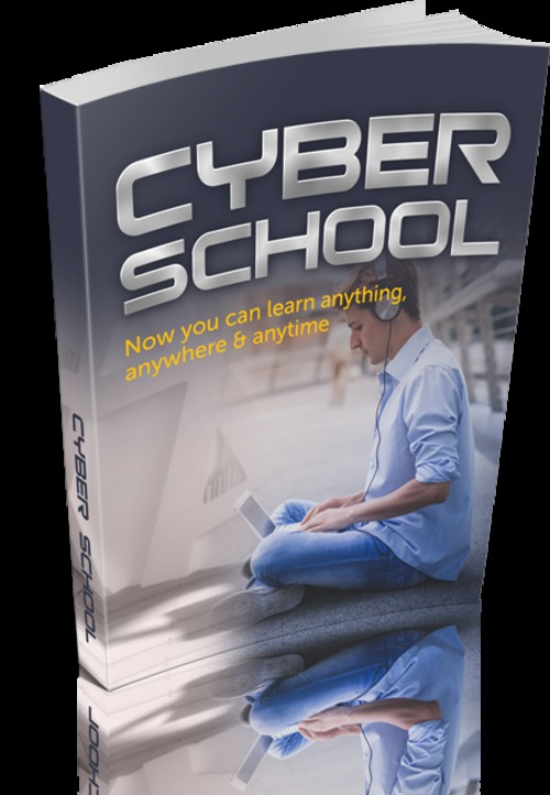 Pay for Cyber School with Mrr + Salespage