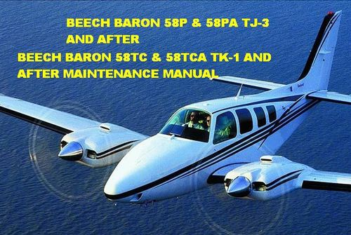 277519741_copy baron 58P PA TC beechcraft baron 58p 58pa 58tc 58tca maintenance manual download  at panicattacktreatment.co