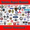 Thumbnail Case New Holland Kobelco Engine Isuzu 6WG1T Engine Complete Workshop Service Repair Manual