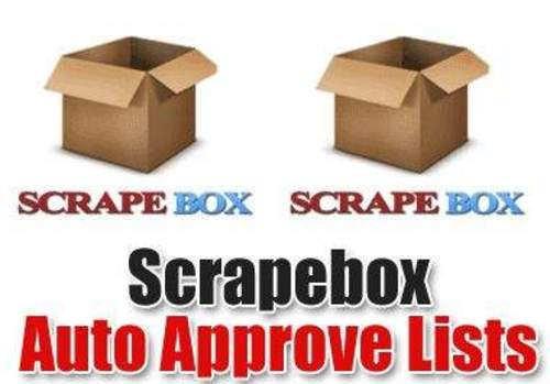 Pay for Scrapebox Power Pack List