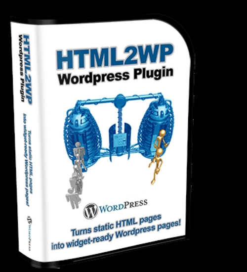 Pay for Static Html to Wordpress Page Converter Plugin
