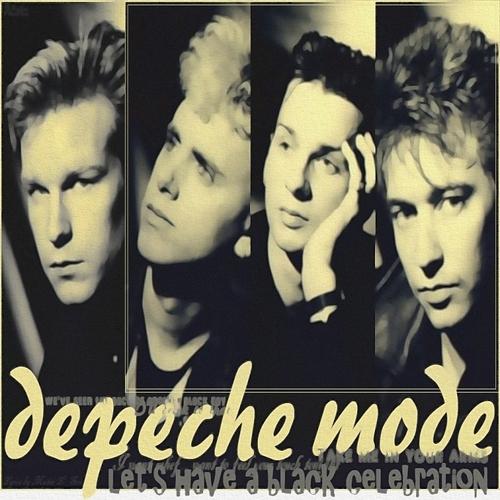 Pay for Depeche Mode - Never Let Me Down Again (Dead Friends Remix)