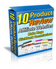 Thumbnail 10 Premium Affiliate Review Sites w/MRR