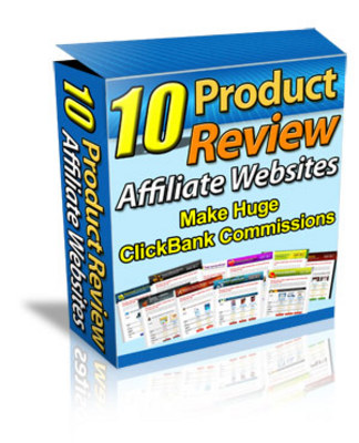 Pay for 10 Premium Affiliate Review Sites w/MRR